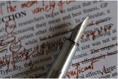 Writing - more like ruthless rewriting
